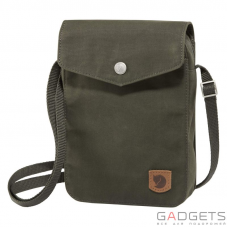 Сумка Fjallraven Greenland Pocket Deep Forest