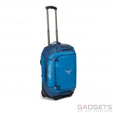 Сумка на колесах Osprey Rolling Transporter 40 Kingfisher Blue O/S синяя