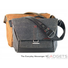 Сумка Peak Design The Everyday Messenger 13'' Charcoal (BS-13-BL-1)
