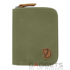 Кошелёк Fjallraven Zip Wallet Green (24216.620)
