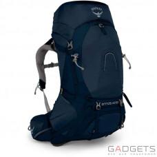 Рюкзак Osprey Atmos AG 50 Unity Blue MD синий