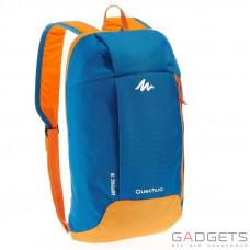 Рюкзак ARPENAZ 10 л Quechua Синий / Оранжевый