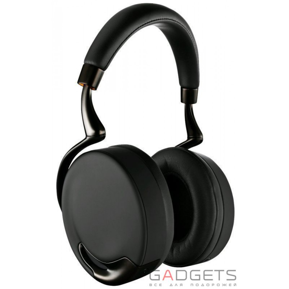 Фото Навушники Parrot Zik by Starck (Black Gold)