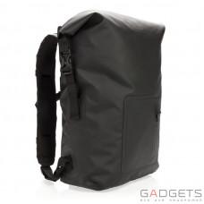 Рюкзак Swiss Peak Waterproof Backpack черный (P775.641)