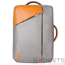 Рюкзак Moshi Venturo Slim Laptop Backpack Titanium Gray (99MO077701)