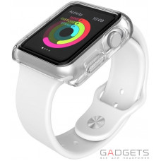 Чехол Speck для Apple Watch 38mm CandyShell Fit Clear/Clear (SP-75226-5085)
