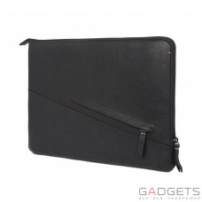 Чехол Decoded Leather Sleeve with Zipper Pocket 13'' MacBook Pro 2016 touchbar & 13'' Pro Retina black (D7M13SS2BK)