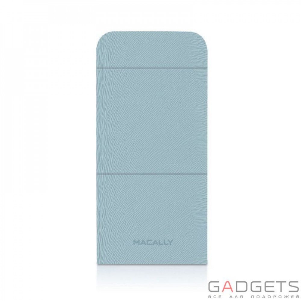 Фото Чехол Macally Flip Case with Rotatable Stand (SSTANDBL-P5)