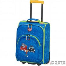 Чемодан на 2-х колесах Travelite Heroes Of The City (S) 24 л Blue (TL081687-20)