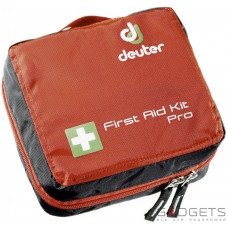 Аптечка Deuter First Aid Kit Pro цвет 9002 papaya Пустая