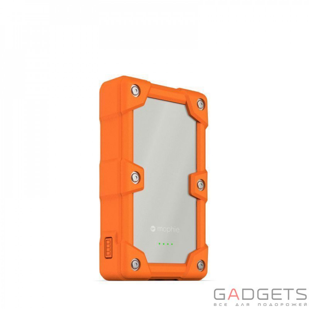 Фото Mophie Juice Pack Universal Powerstation Pro Orange 6000 mAh (2052-JPU-PWRSTION-PRO-ORG)