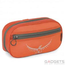 Косметичка Osprey Washbag Zip Poppy Orange O/S, оранжевая