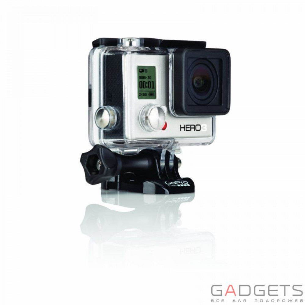 Фото Камера GoPro HERO3 White Edition