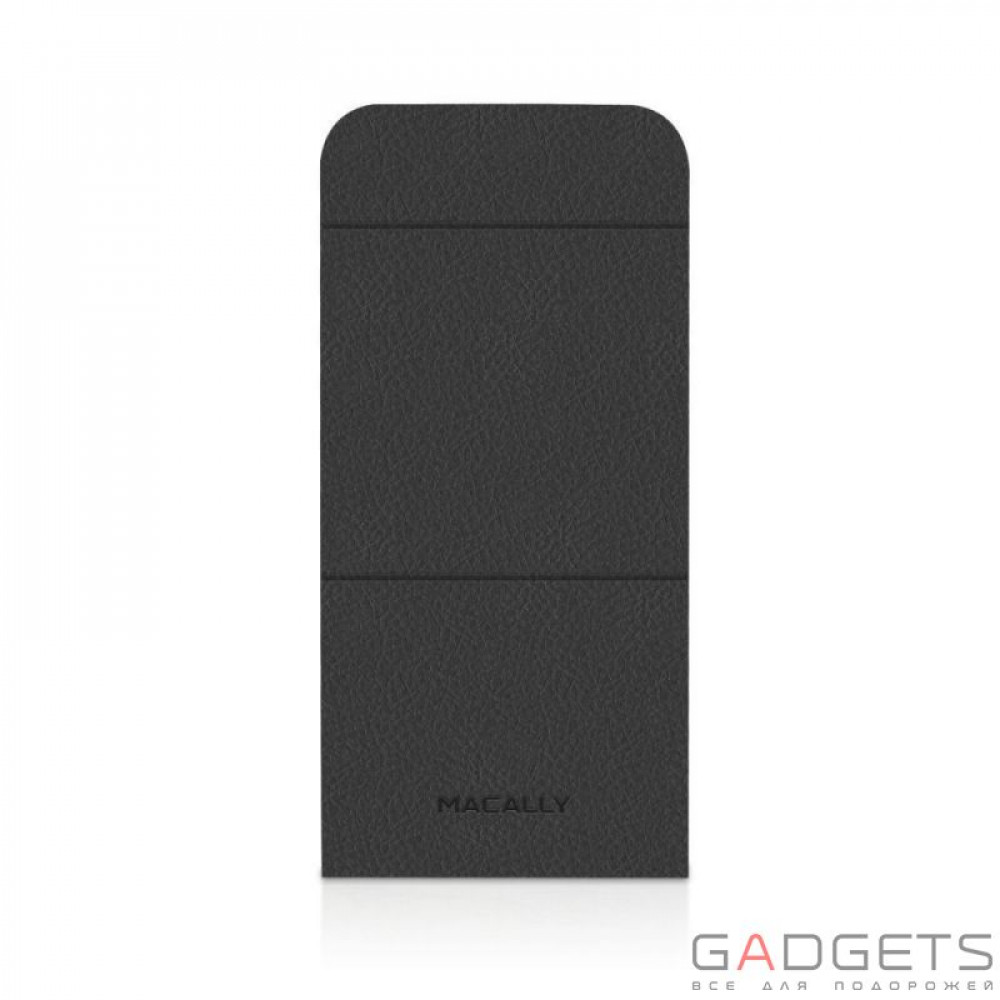 Фото Чехол Macally Flip Case with Rotatable Stand (SSTANDB-P5)