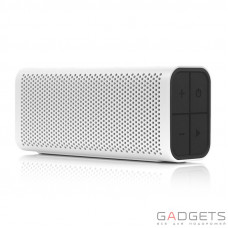 Портативная акустика Braven 705 Portable Wireless Speaker White (B705WBP)