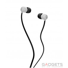 Навушники Skullcandy White JIB In-Ear w/o Mic (S2DUDZ-072)