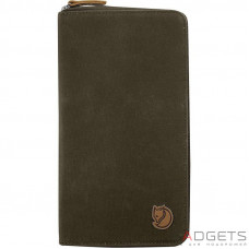 Кошелёк Fjallraven Travel Wallet Dark Olive (24219.633)
