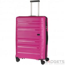 Чемодан на 4-х колесах Travelite Kosmos (L) 102 л Pink (TL073949-17)