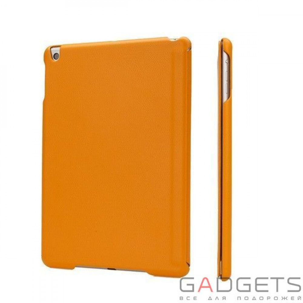 Jison Case Smart Cover Yellow for iPad Air (JS-ID5-01H80)