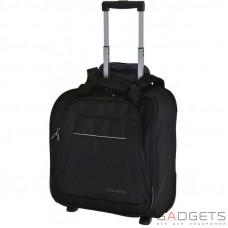 Чемодан на 2-х колесах Travelite Cabin (S) 28 л Black (TL090239-01)