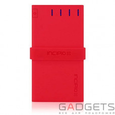 Аккумулятор Incipio offGRID Portable Backup Battery 4000 mAh 1 port Red (IP-679-Red)