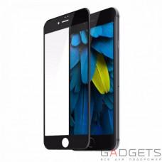Защитное стекло Baseus 0.2mm silk screen printed full-screen protector для iPhone 7 Black