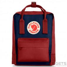 Рюкзак Fjallraven Kanken Mini Royal Blue- Ox Red