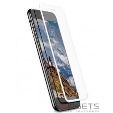 Защитное стекло Baseus 0.23mm Silk-screen Tempered Glass для iP6/6S/iP7/iP8 Narrow side type White (SGAPIPH7S-ZD02)