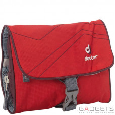 Косметичка Deuter Wash Bag I цвет 5513 fire-aubergine