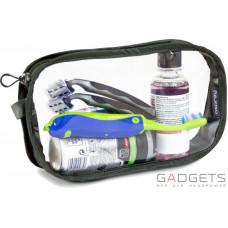 Косметичка Osprey Washbag Carry-on Shadow Grey O/S, серая