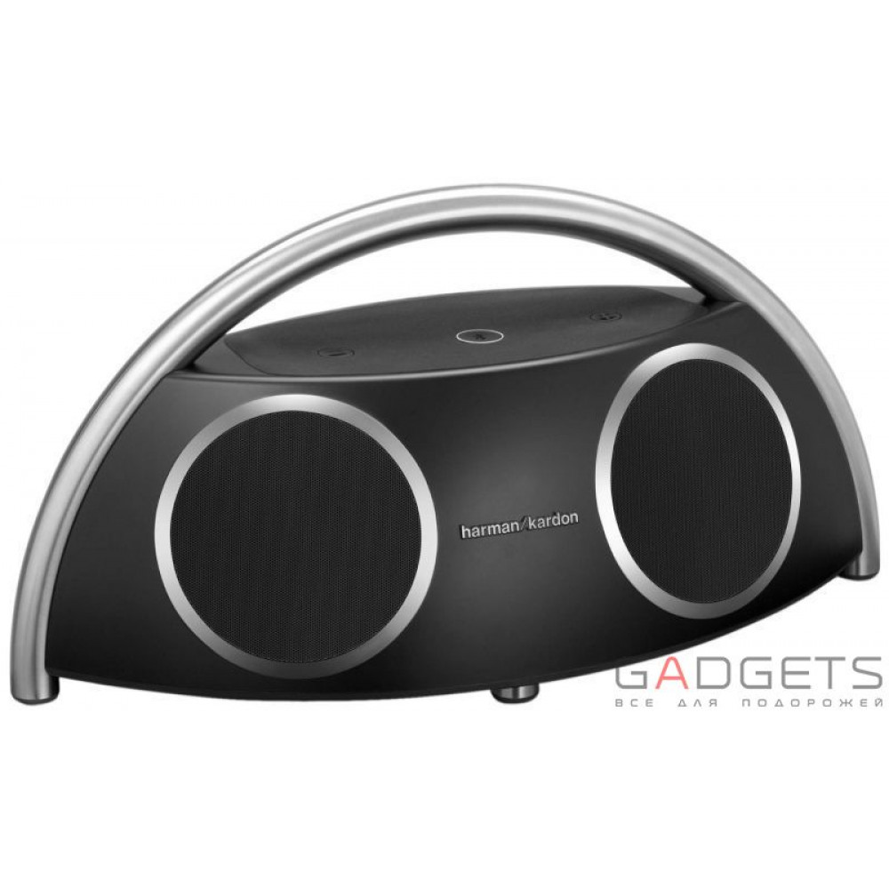 Фото Harman Kardon Go + Play Wireless Black (HKGOPLAYWRLBLKEU)