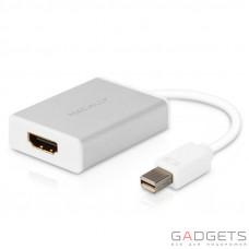 Кабель для відео Macally Mini Display to HDMI Adaptor білий (MD-HDMI-4K)