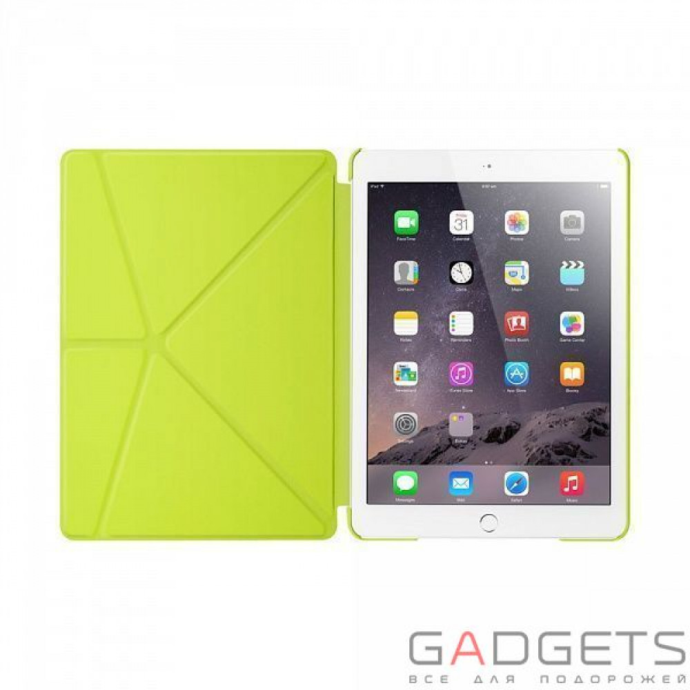 Фото Чохол LAUT Trifolio для iPad Air 2 Green