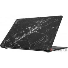 Чехол-накладка Laut Huex Elemets для MacBook Air 13 (2018), черный мрамор