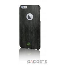 Чехол Evutec S Wood Case для iPhone 6/6s Черный абрикос (AP-006-CS-W35)