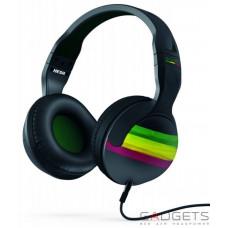 Наушники Skullcandy Rasta/Green/Black Hesh 2 Over-Ear w/mic 1 (S6HSGY-410)