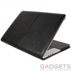 Чехол Decoded Slim Cover for MacBook Pro Retina 15, черный