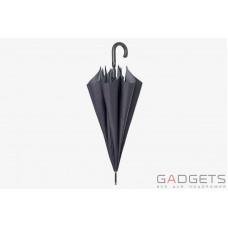 Зонт трость мужской Perletti Technology Черный (21593;7669)