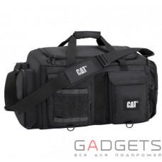 Дорожная сумка CAT Combat Visiflash Черная (83396;01)