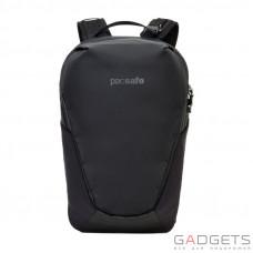 Рюкзак антивор для ноутбука Pacsafe Venturesafe X18, 5 степеней защиты, черный