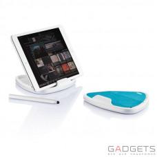 Стенд для планшета XD Design Alp universal + Стилус, Turquoise