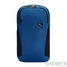 Рюкзак антивор Pacsafe Vibe 20, 5 степеней защиты, синий