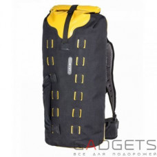 Гермомішок-рюкзак Ortlieb Gear-Pack black-sunyellow 32 л