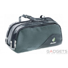 Косметичка Deuter Wash Bag Tour III цвет 7410 black-granite