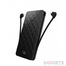 Внешний аккумулятор iWALK Extreme Trio 6000mAh Universal Backup Battery Black