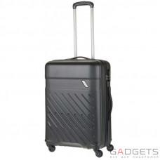 Чемодан на 4-х колесах Travelite Vinda (M) 65 л Black (TL073848-01)