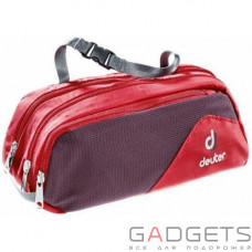 Косметичка Deuter Wash Bag Tour II цвет 5513 fire-aubergine