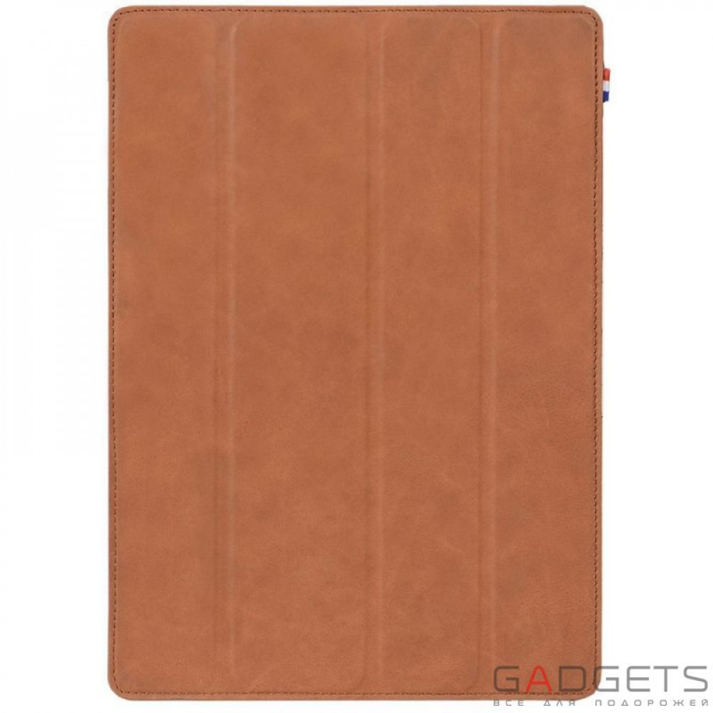 Фото Кожаный чехол Decoded Leather Slim Cover для iPad Air 2 Brown