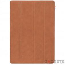 Кожаный чехол Decoded Leather Slim Cover для iPad Air 2 Brown