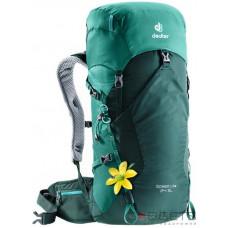Рюкзак Deuter Speed Lite 24 SL цвет 2235 forest-alpinegreen